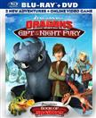 DREAMWORKS Blu-Ray DRAGONS GIFT OF THE NIGHT FURY